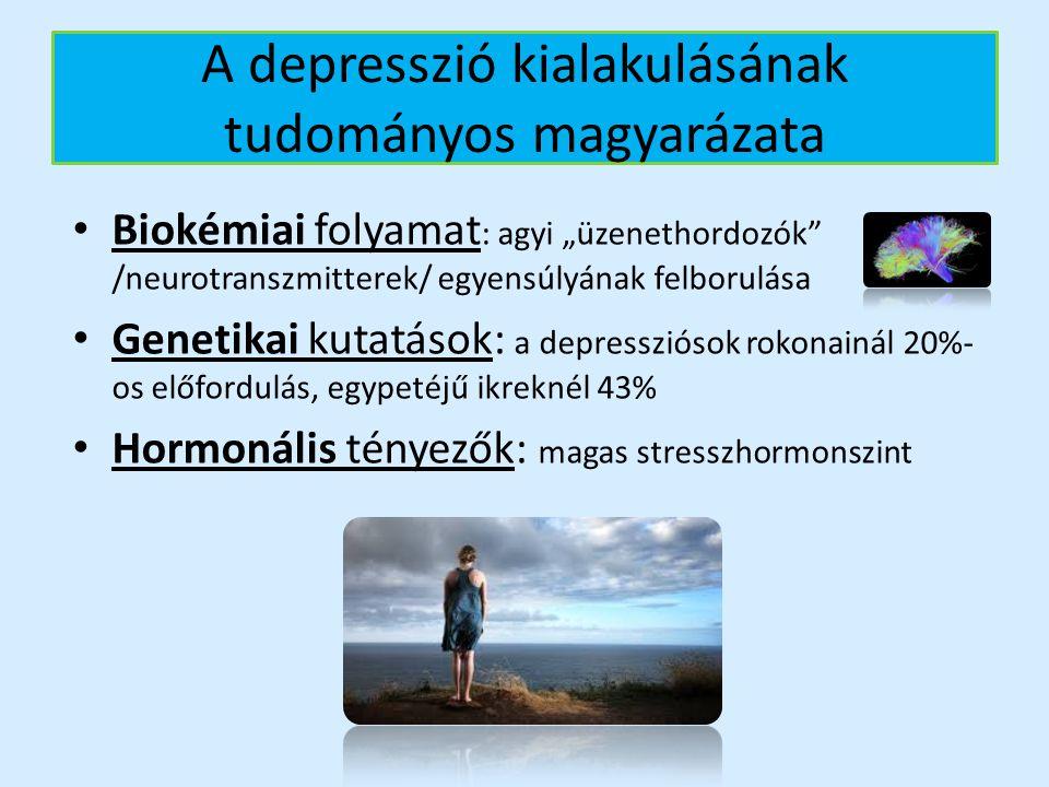A depresszió kialakulásának tudományos magyarázata