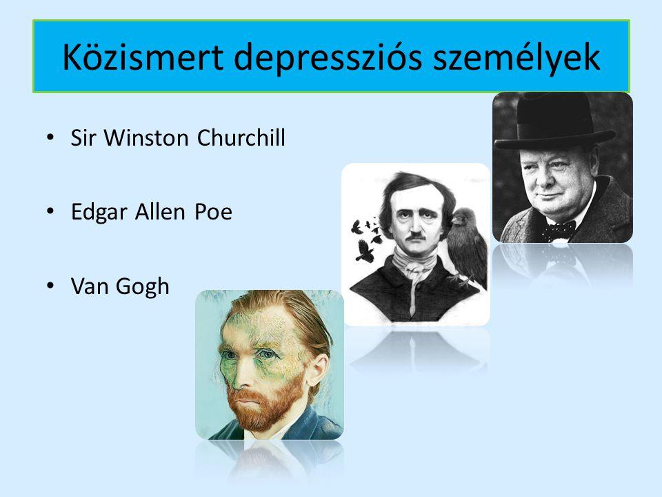 Közismert depressziós személyek