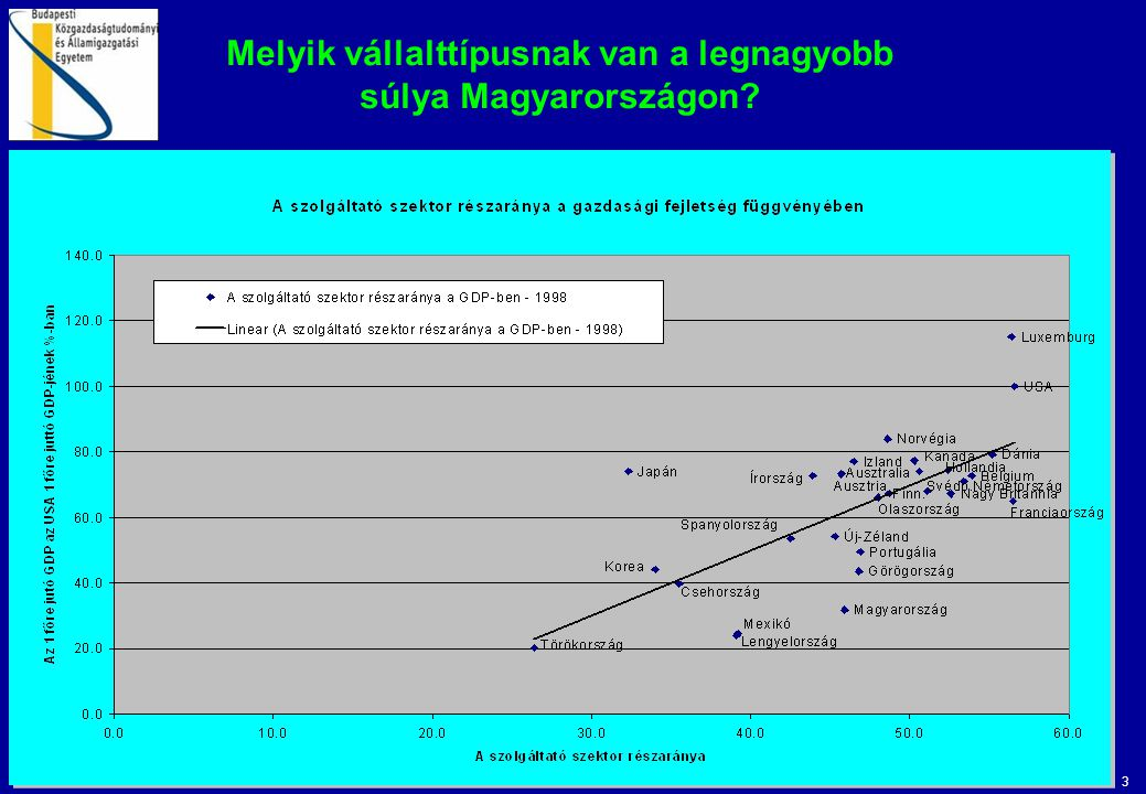 Melyik vállalttípusnak van a legnagyobb súlya Magyarországon