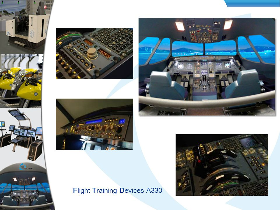 Flight Training Devices A330
