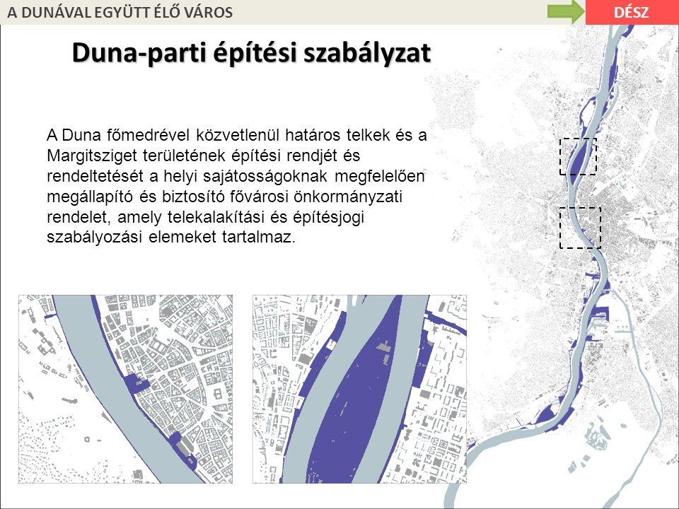 Duna-parti építési szabályzat