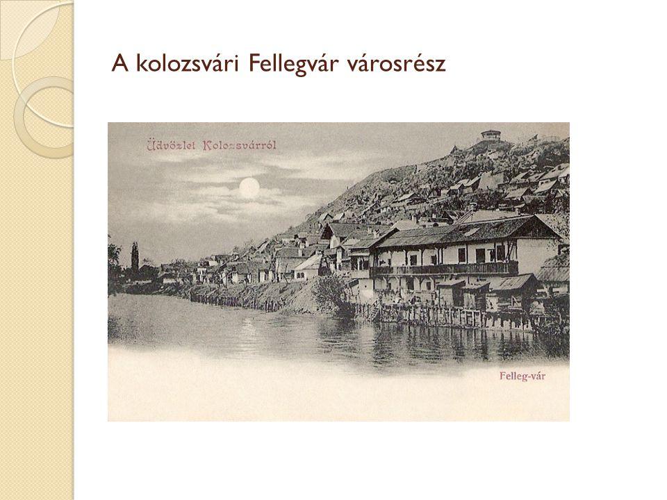 A kolozsvári Fellegvár városrész