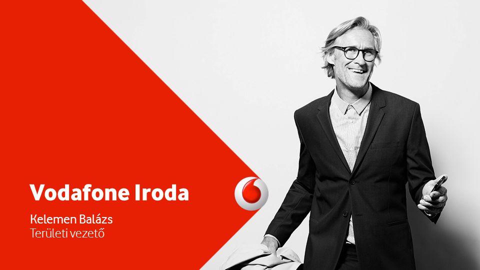 Vodafone Iroda Kelemen Balázs Területi vezető