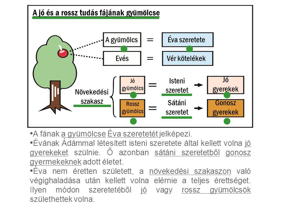 A jó és a rossz tudás fájának gyümölcse
