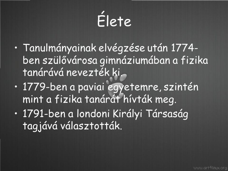 Élete Tanulmányainak elvégzése után 1774-ben szülővárosa gimnáziumában a fizika tanárává nevezték ki.