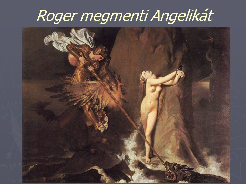 Roger megmenti Angelikát