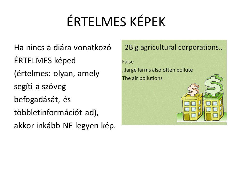 ÉRTELMES KÉPEK