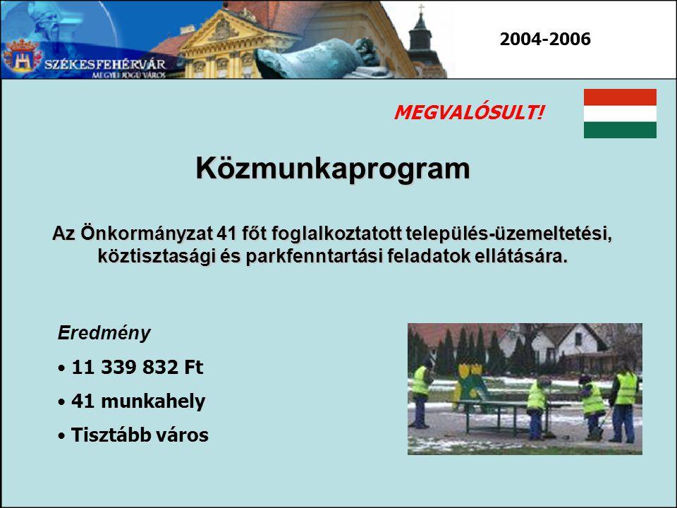 2004-2006 MEGVALÓSULT!