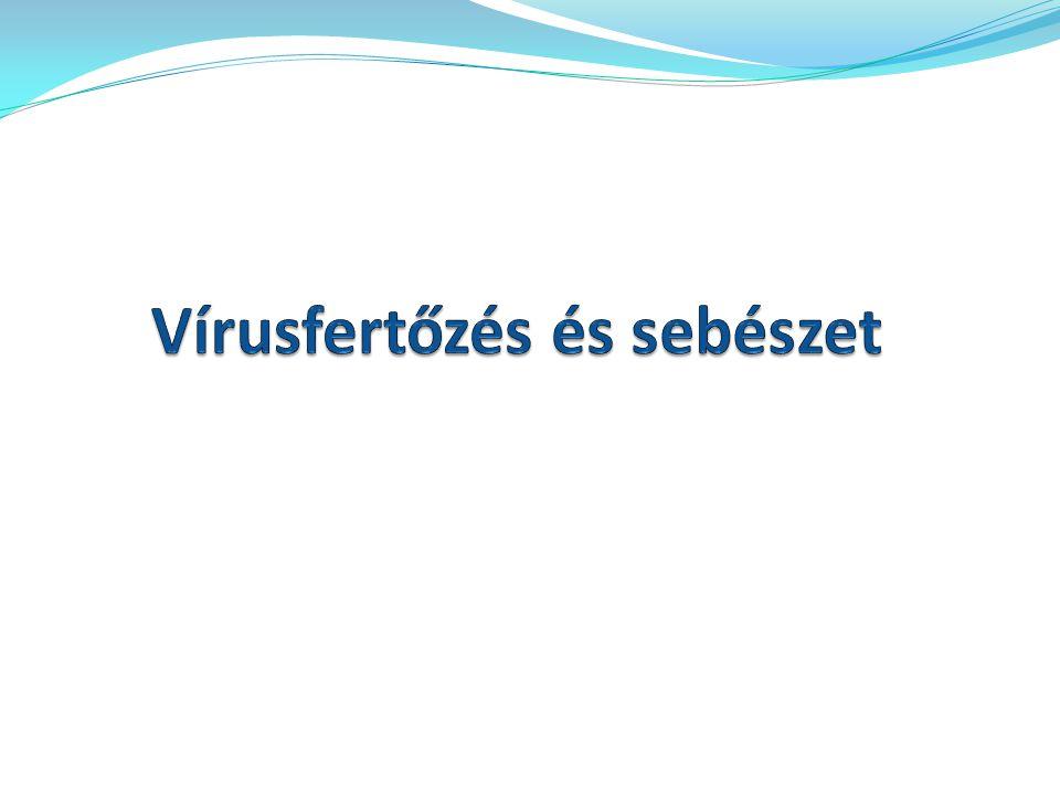 Vírusfertőzés és sebészet
