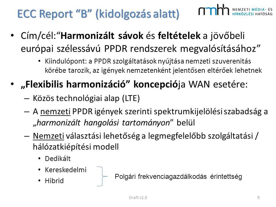 ECC Report B (kidolgozás alatt)