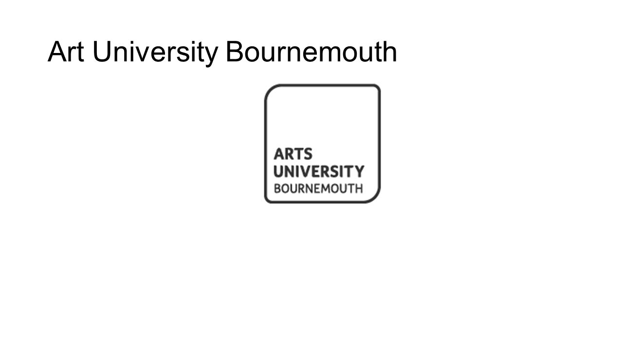 Art University Bournemouth