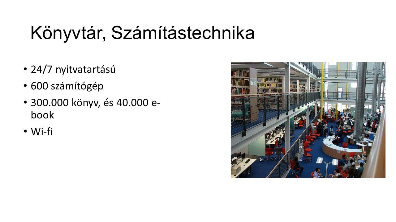 Könyvtár, Számítástechnika
