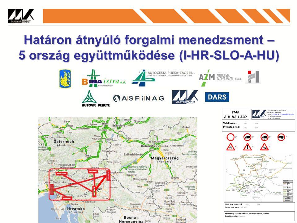 Határon átnyúló forgalmi menedzsment –