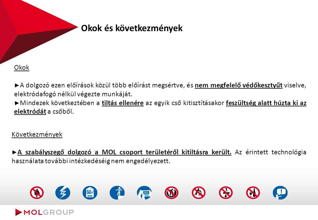 Alvállalkozói áramütéses baleset Dunai Finomító - 2013. 06.04.