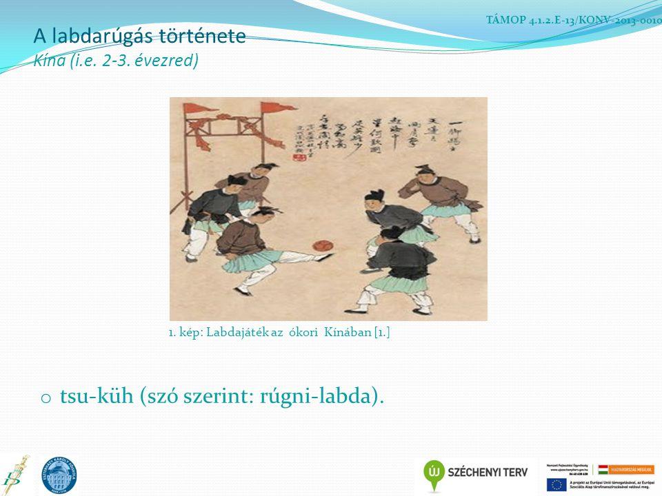 A labdarúgás története Kína (i.e. 2-3. évezred)