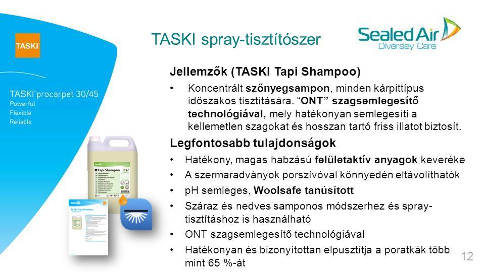 TASKI spray-tisztítószer