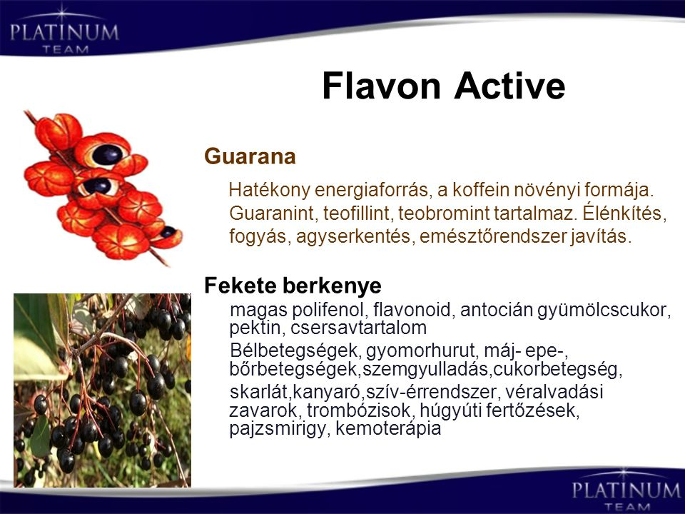 Flavon Active Guarana.