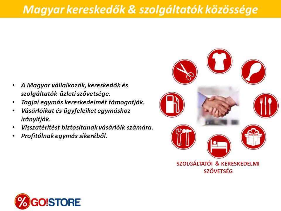 Magyar kereskedők & szolgáltatók közössége