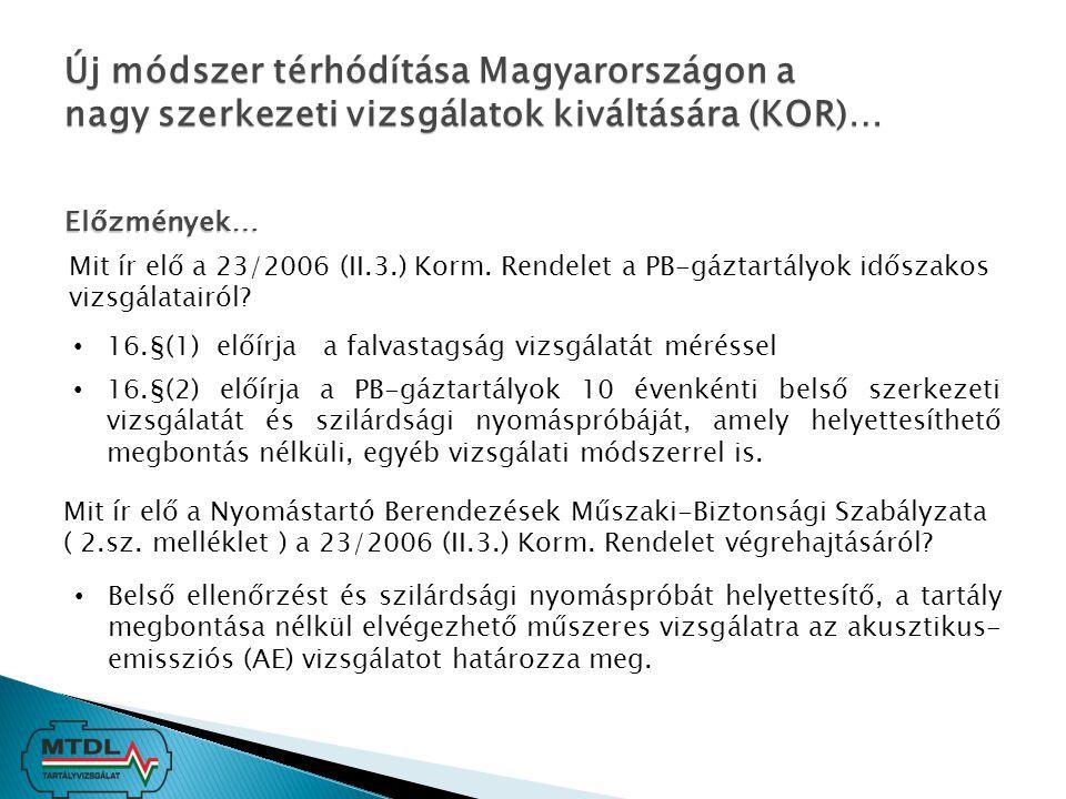 Új módszer térhódítása Magyarországon a