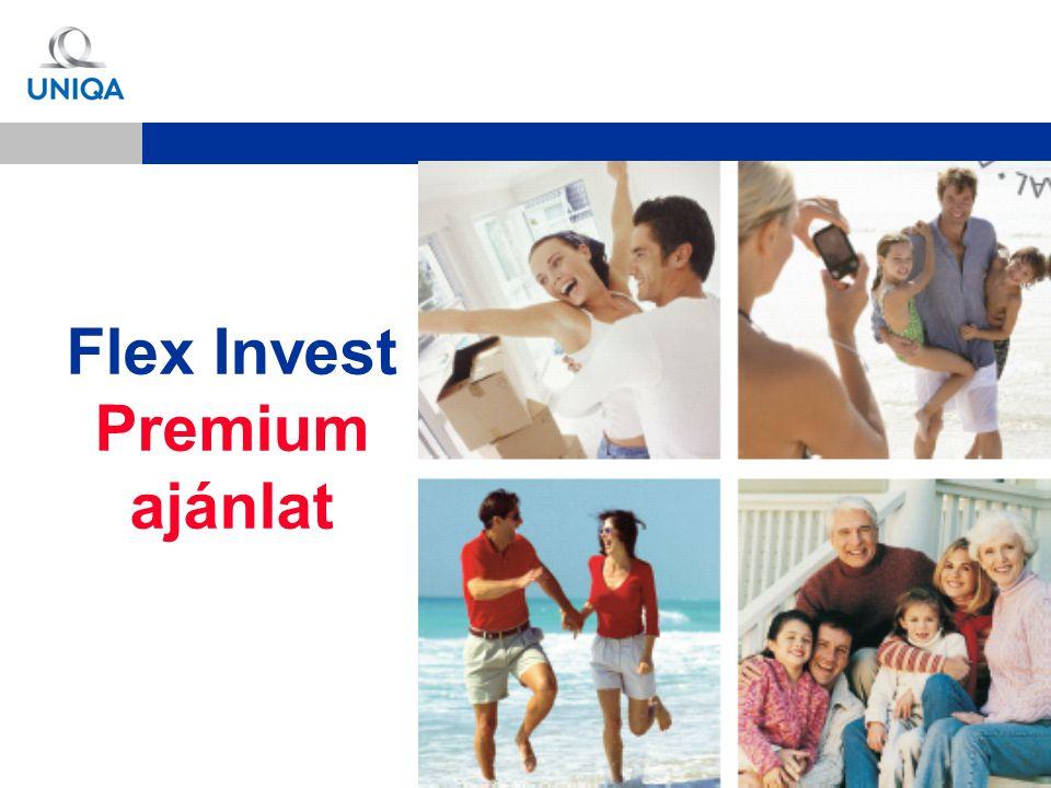 Flex Invest Premium ajánlat