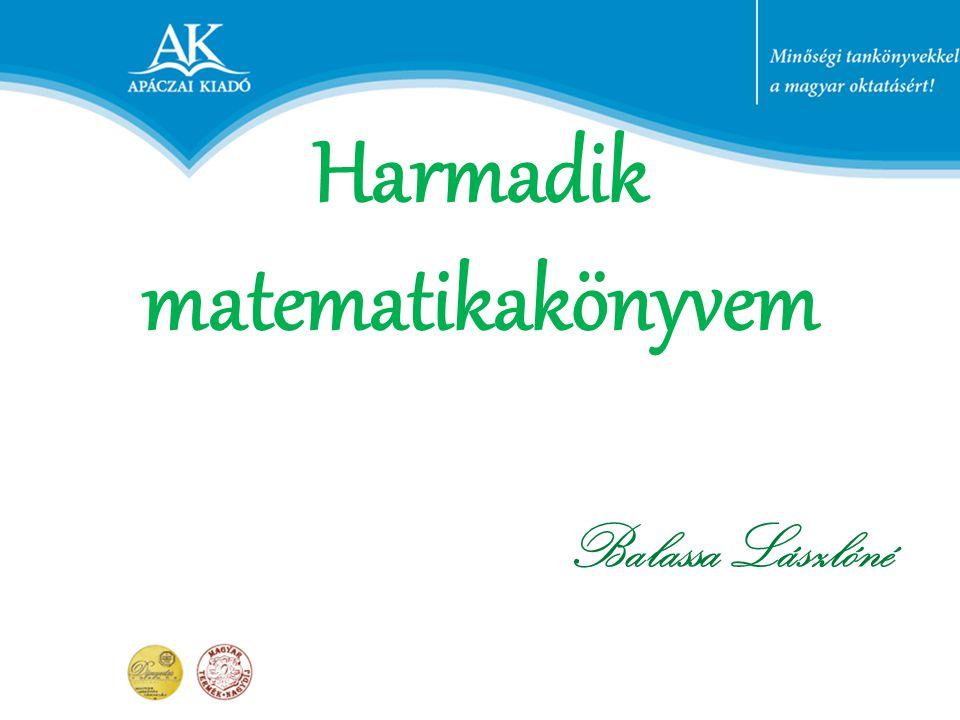 Harmadik matematikakönyvem