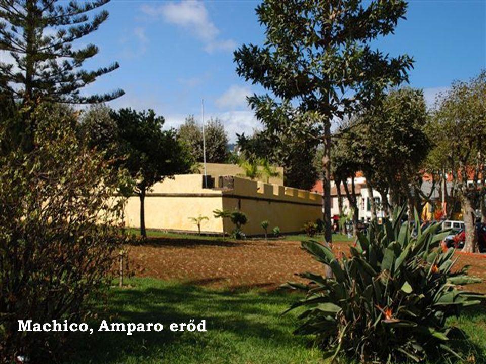 Machico, Amparo erőd