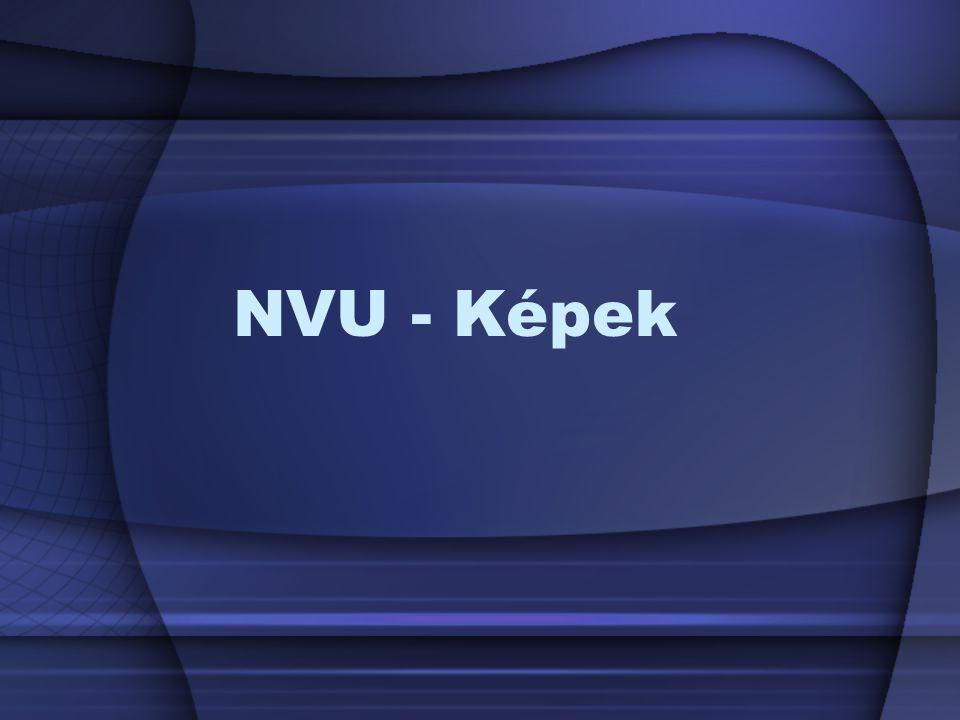 NVU - Képek