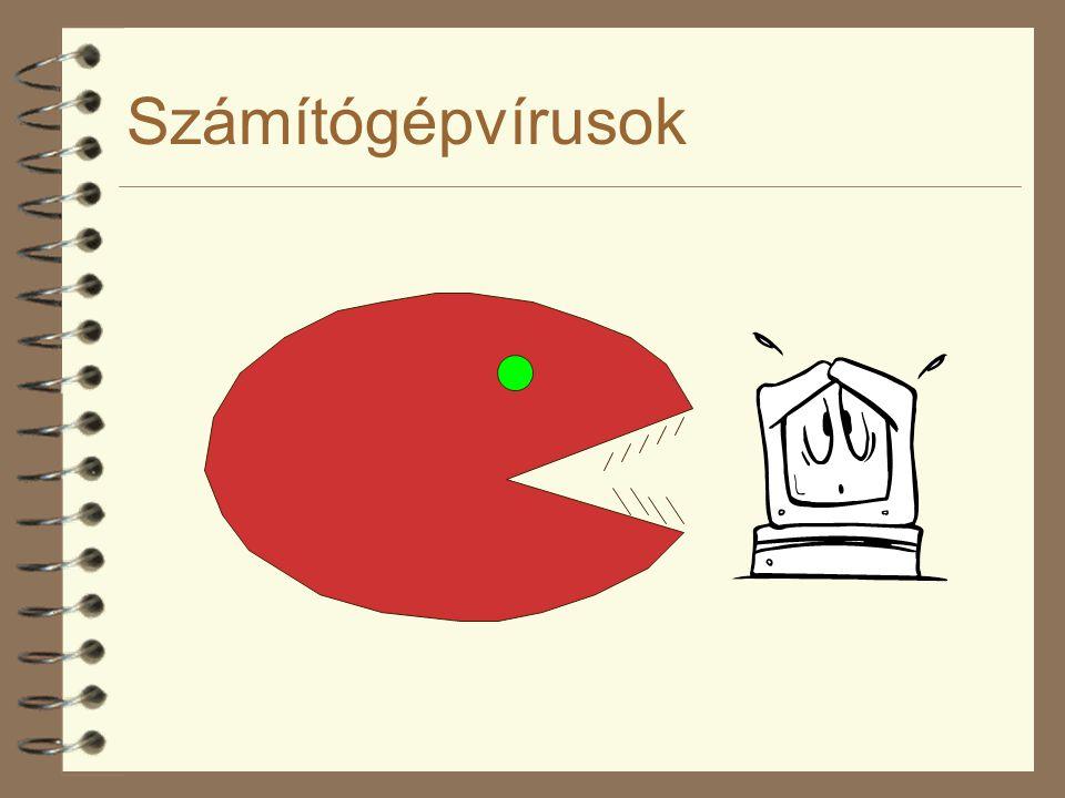 Számítógépvírusok