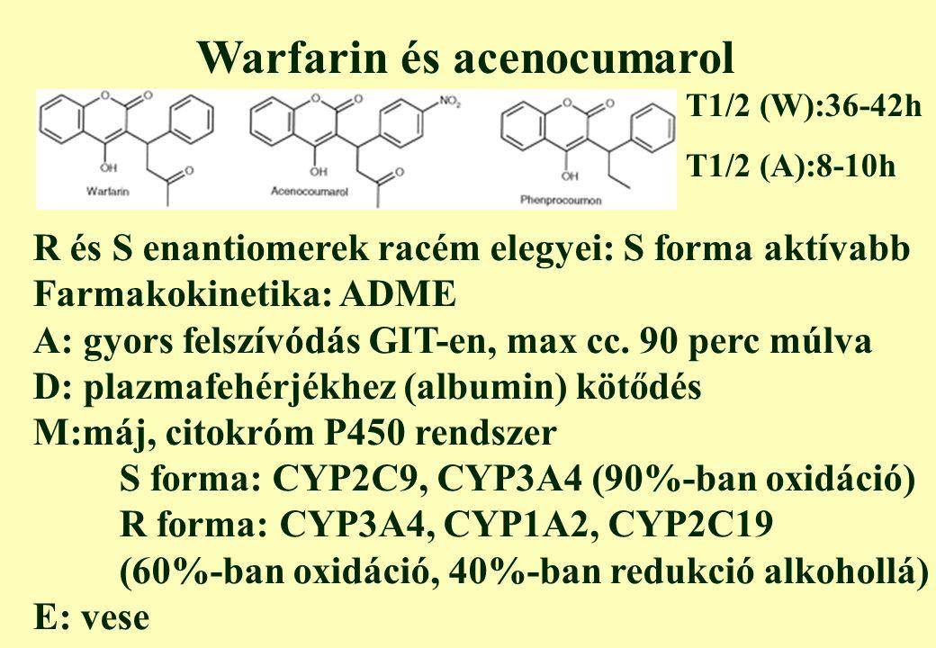 Warfarin és acenocumarol