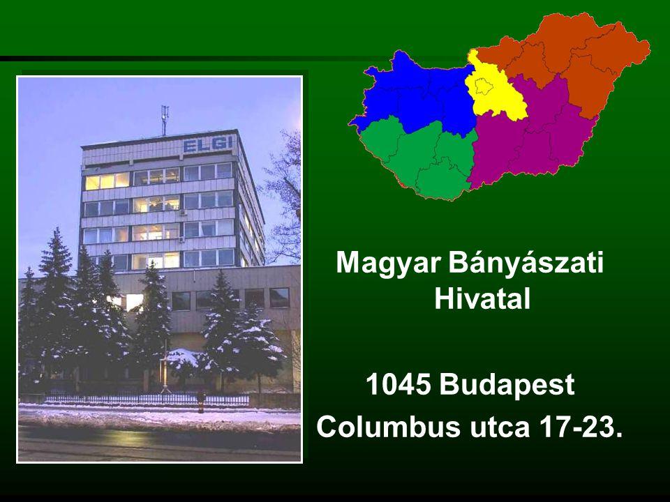 Magyar Bányászati Hivatal