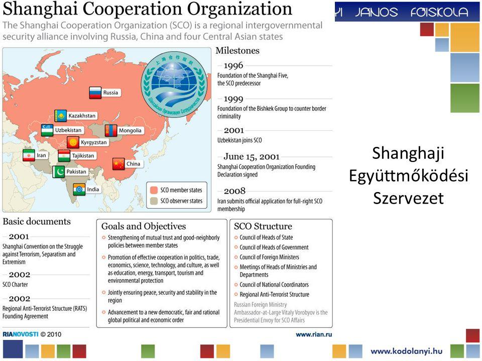 Shanghaji Együttmőködési Szervezet