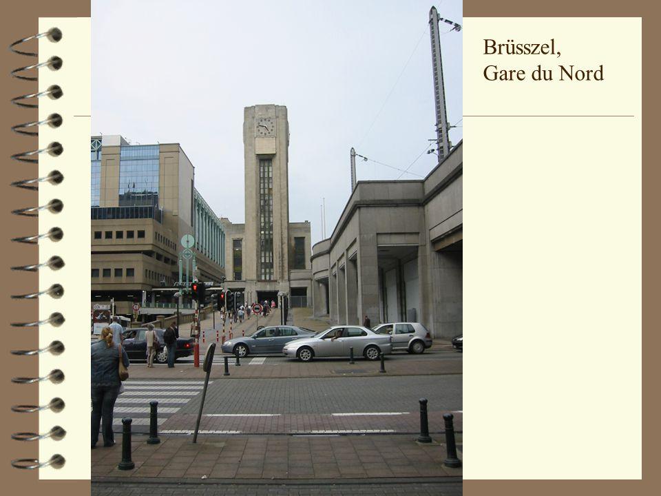 Brüsszel, Gare du Nord