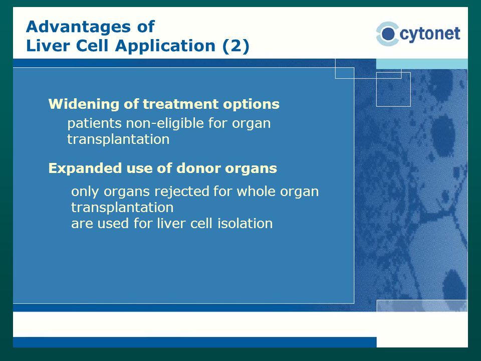 Liver Cell Application (2)