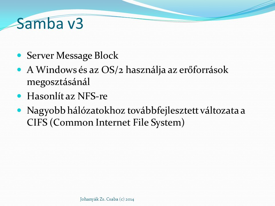 Samba v3 Server Message Block