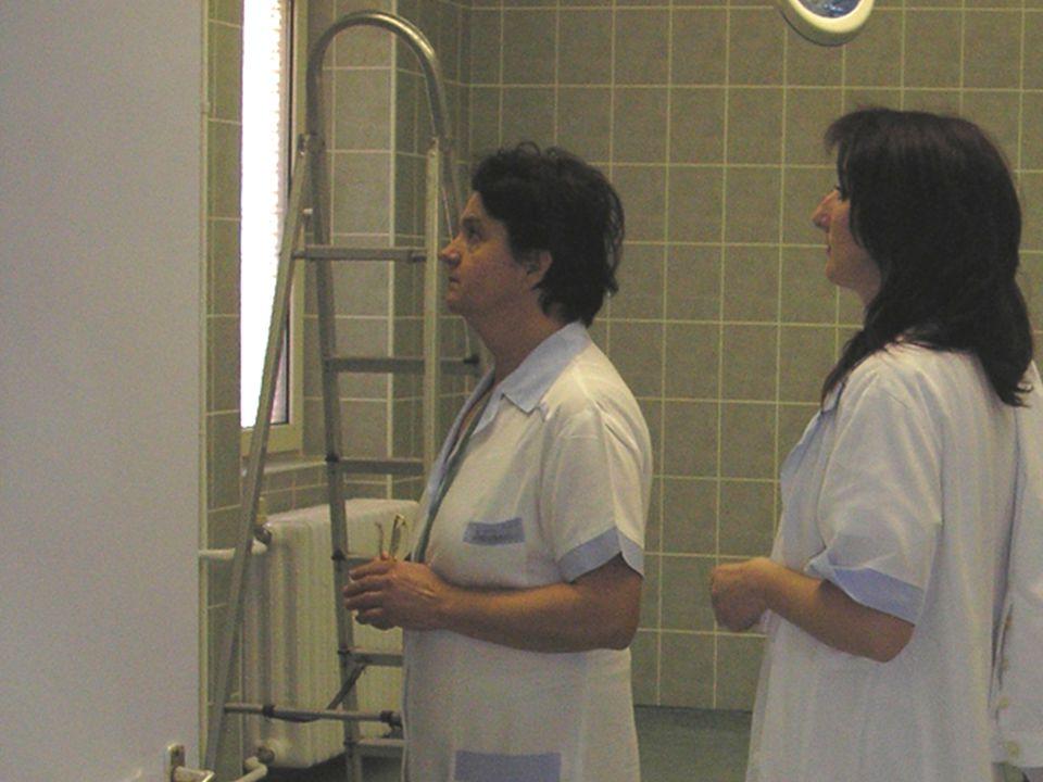 Megtörtént az új érsebészeti műtő átalakítása, felújítása.