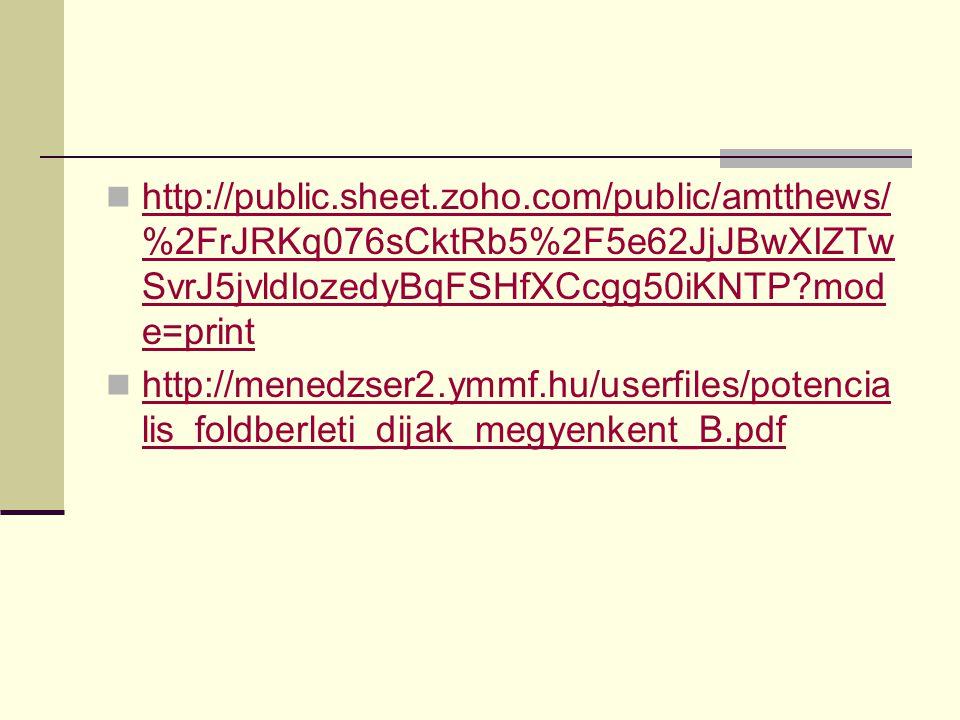 http://public. sheet. zoho