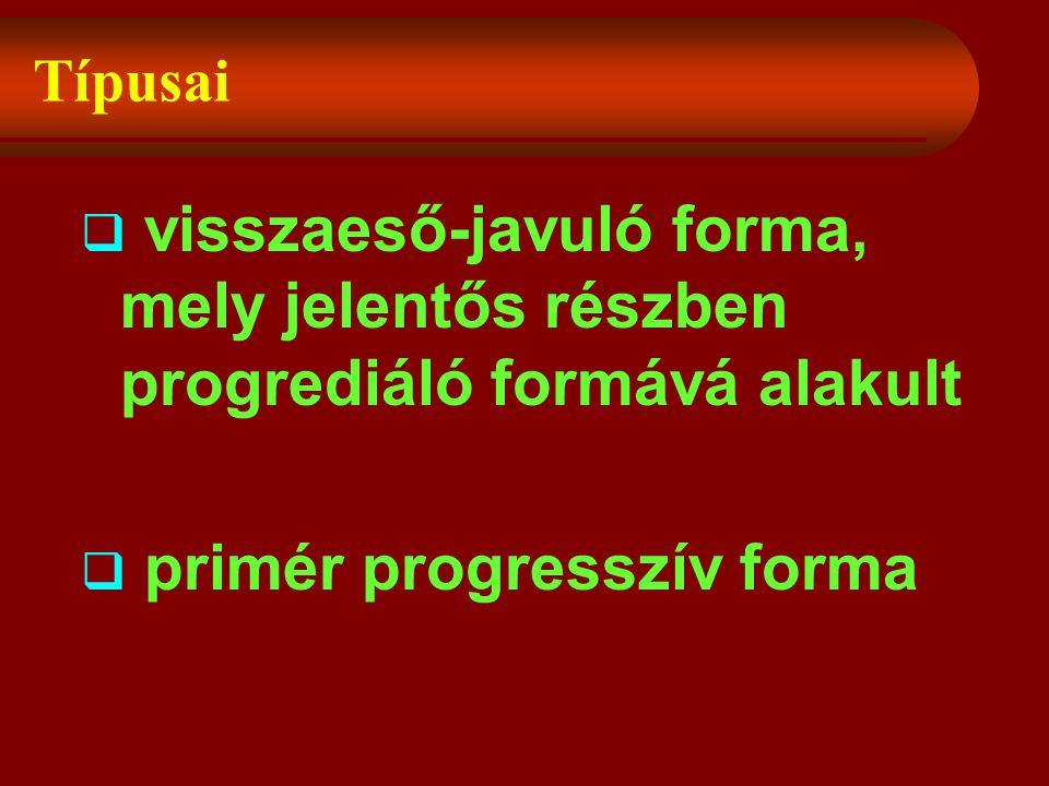 primér progresszív forma