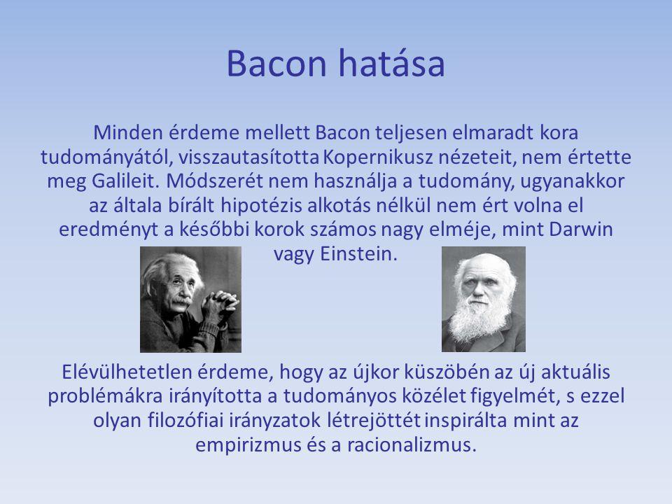 Bacon hatása