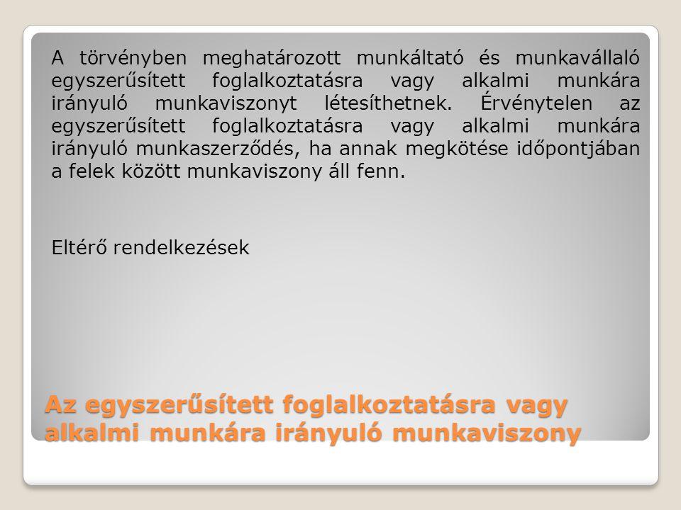 Távmunka-végzés a munkáltató telephelyétől elkülönült helyen rendszeresen folytatott olyan tevékenység, amelyet információtechnológiai vagy számítástechnikai eszközzel (együtt: számítástechnikai eszköz) végeznek és eredményét elektronikusan továbbítják. Távmunka az Európai Unióban és Magyarországon
