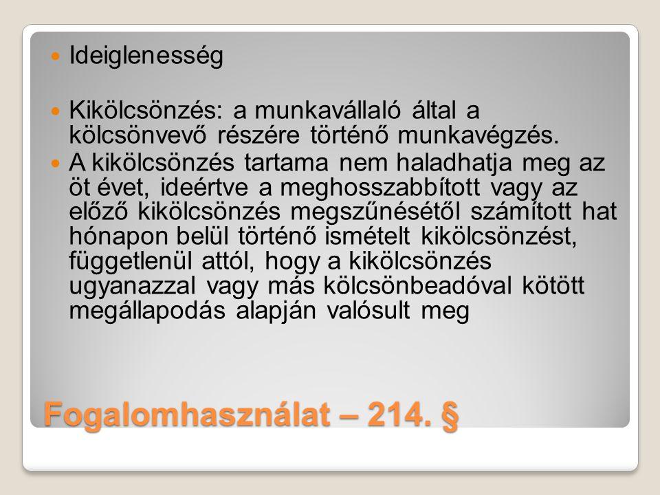 A munkaerő-kölcsönzés szabályozása Magyarországon