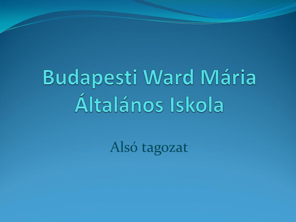 Budapesti Ward Mária Általános Iskola