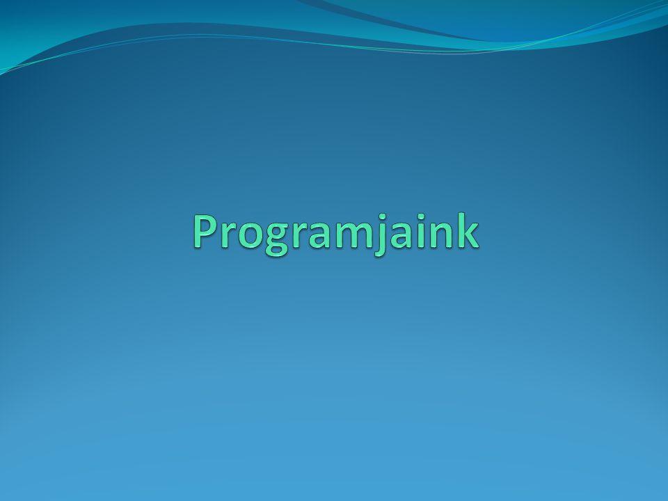 Programjaink