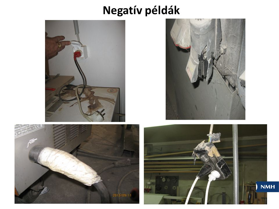 Negatív példák