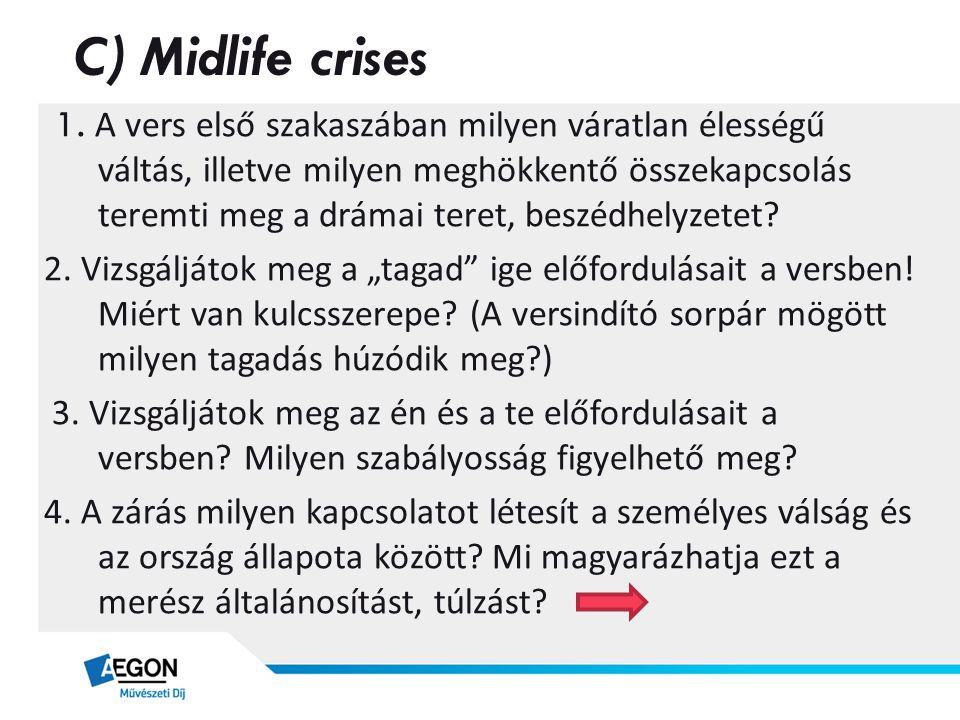 C) Midlife crises