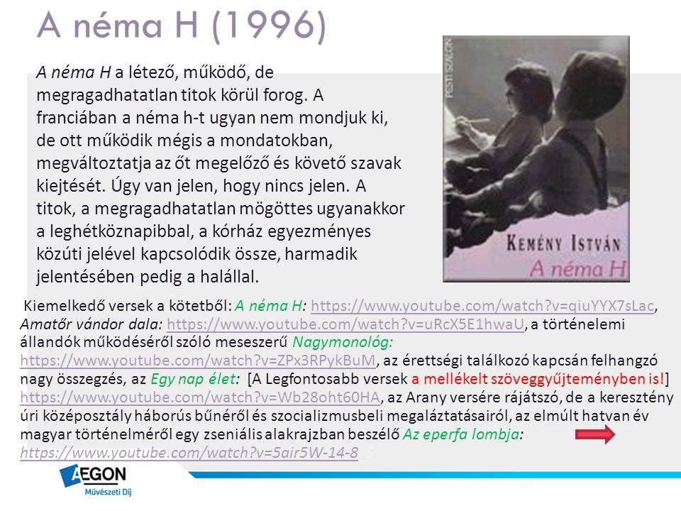 A néma H (1996)