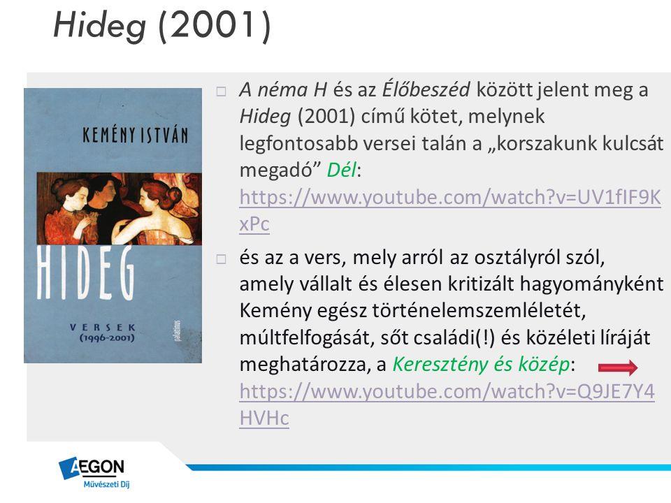 Hideg (2001)