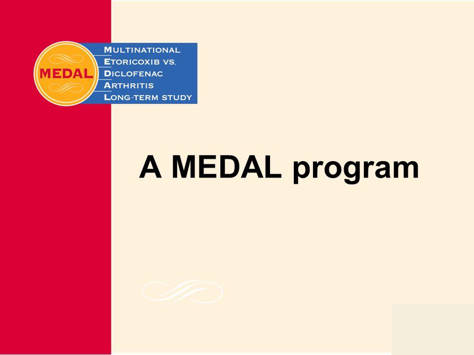 A MEDAL program
