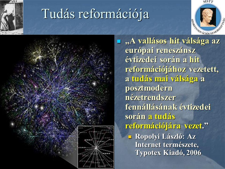 Tudás reformációja