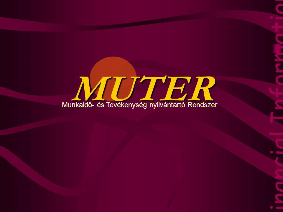 MUTER Financial Information Technology