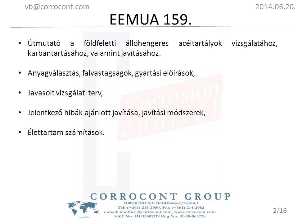 EEMUA 159. vb@corrocont.com 2014.06.20.